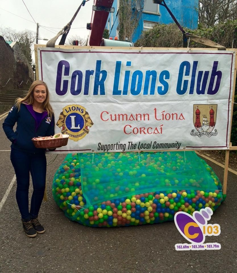 Cork Lions Patrick Hill Ball Run 2015