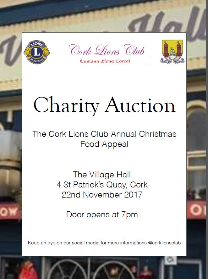 Charity Auction 2017