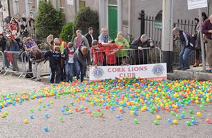 Cork Lions Patricks Hill Ball Run