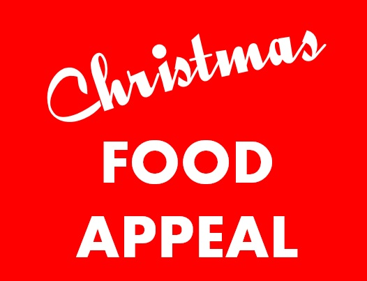 Christmas Food Appeal 2016