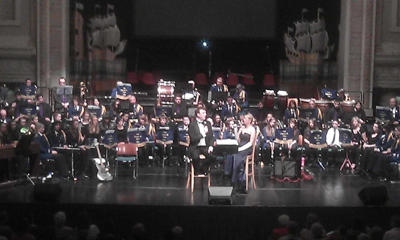 Lord Mayors Heritage Concert 2013