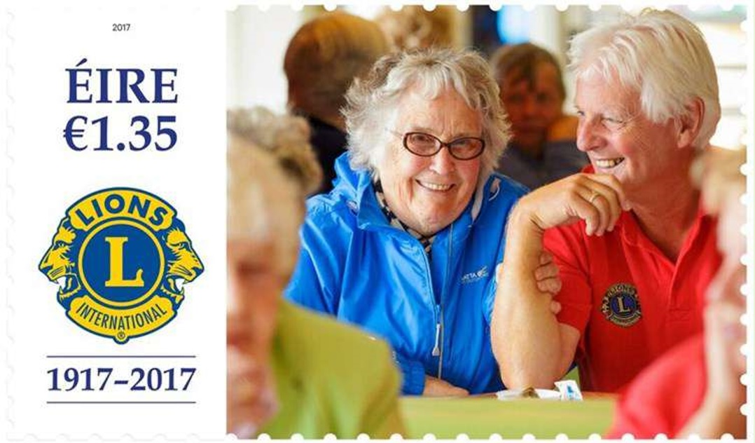 Lions Centenary Stamp